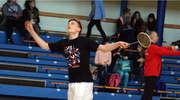 Mistrzostwa badmintona w Ornecie