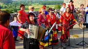 Folkowy przegląd na Zamkowej Górze