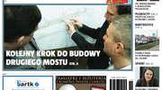 """Drugi most w Bartoszycach? Przeczytaj o nim w """"Gońcu Bartoszyckim"""""""