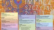 Kalendarz imprez Szczytno 2016