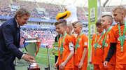 Piłkarze z iławskiej Czwórki spotkają się dziś z kadrą narodową