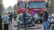 27 wypadków i 200 kolizji. Jedna osoba zginęła na miejscu