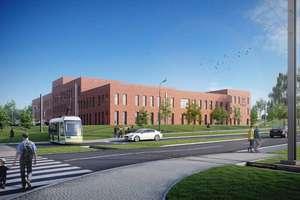Budowa nowoczesnego kompleksu wydziałów w Kortowie wstrzymana