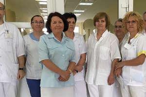 Rocznie w laboratorium w szpitalu powiatowym wykonuje się kilkaset tysięcy badań