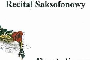 Recital Saksofonowy odwołany