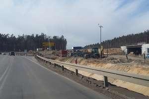 Budowa S7 i zmiany w organizacji ruchu pod Ostródą [MAPA]