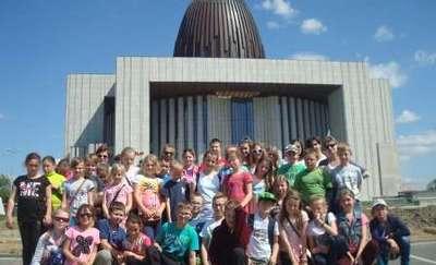 Uczniowie z Woszczel z wizytą w Warszawie