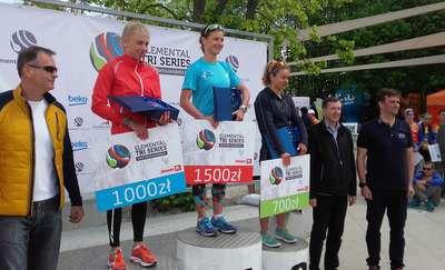 Magdalena Mielnik najlepsza w Olsztynie na swoim dystansie