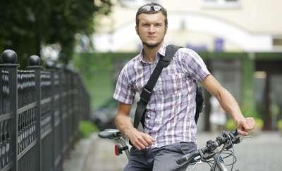 W niedzielę wybierz się z nami na wycieczkę rowerową!