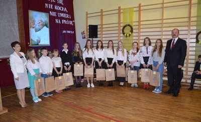 Jubileusz w górowskim gimnazjum