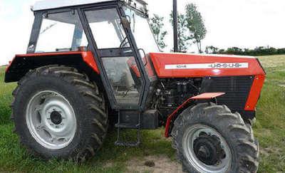 Pijany nastolatek jeździł po wsi traktorem. Grozi mu 5 lat więzienia