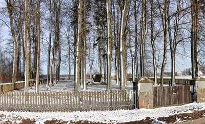 Cmentarze wojenne w Zajdach i Markowskich