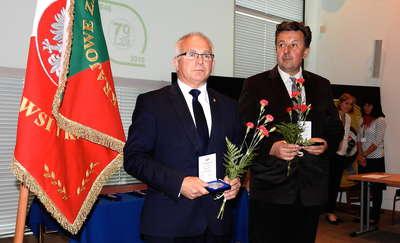 W stolicy uhonorowano zasłużonych dla polskiego ruchu olimpijskiego