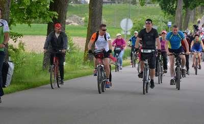 Ponad 700 rowerzystów wjechało na Górę Dylewską [ZDJĘCIA]