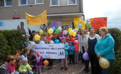 Dzień profilaktyczny w SP Kiełpiny