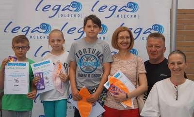 Integracyjny Turniej Badmintona w Olecku