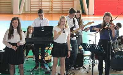 Święto lubawskiego Gimnazjum z lokalną historią w roli głównej