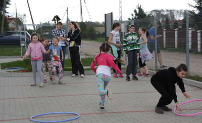 Rodzinny weekend w gminie Ełk