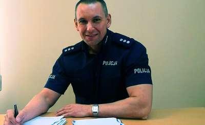 Dzięki szybkiej reakcji mrągowskiego policjanta nie doszło do tragedii