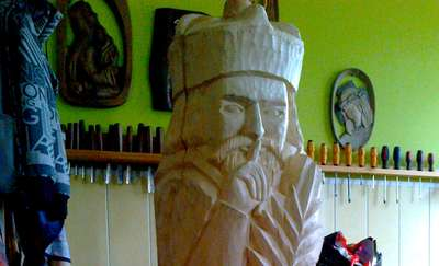 Święty Jan Nepomucen nad Welem będzie błogosławił kajakarzom