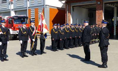Powiatowe obchody Dnia Strażaka w Gołdapi