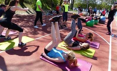 Body Camp na Ukielu, czyli trening na powietrzu