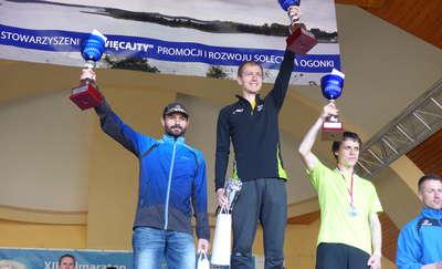 Półmaraton Węgorza 2016