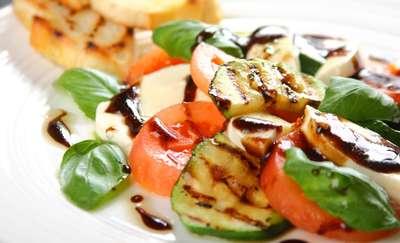 Grillowane warzywa – prosto do sałatki