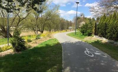 Wybierz się rowerem szlakiem olsztyńskich jezior