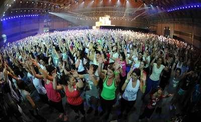 Maraton Zumba&Bokwa Fitness w Olsztynie. Przyjdź i pomóż dzieciom