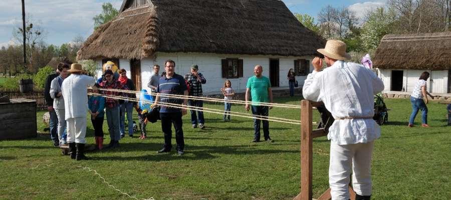 Majowka w Skansenie to dobry sposób na spędzenie długiego weekendu