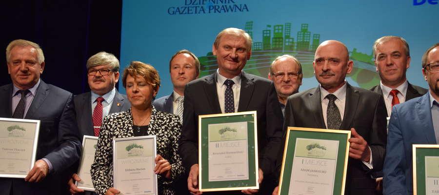 """Gmina Iława po raz kolejny """"Perłą Samorządu""""!"""