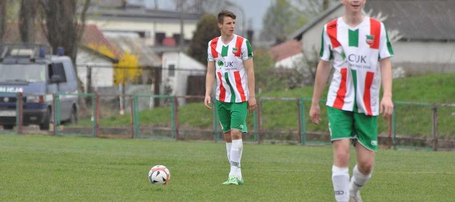 Bartłomiej Nowacki zaliczył w tym spotkaniu dwie asysty