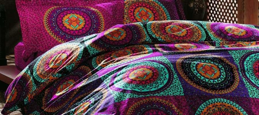 Tekstylia szyte na miarę domu