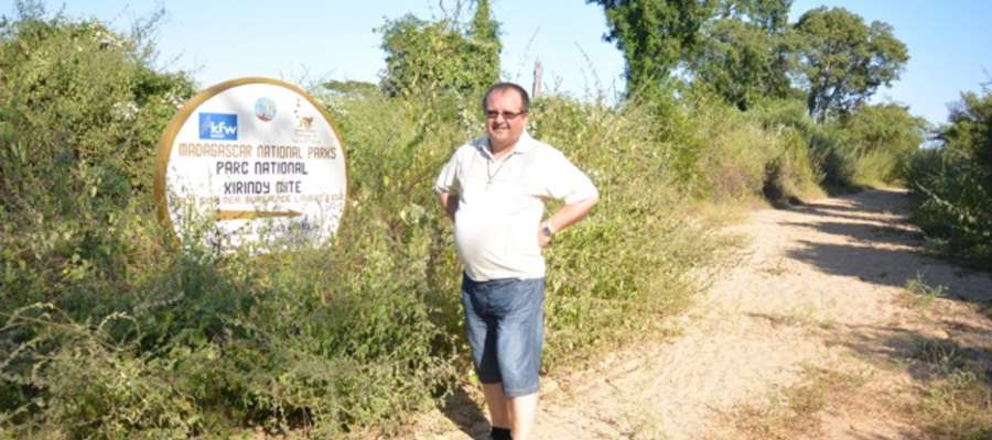 Ojciec Marek Ochlak powrócił na Madagaskar