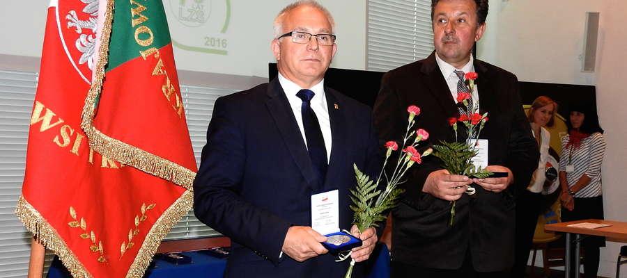 Odznaczeni medalami PKOl