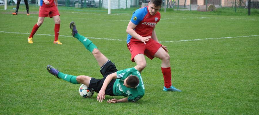 Zdjęcie ilustracyjne - mecz GKS Wikielec - KS Wasilków