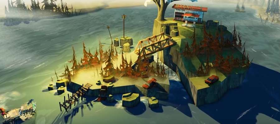 """The Flame in the Flood w ofercie Techland Wydawnictwo... i to jak!"""