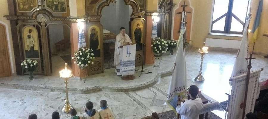 Grekokatolicy świętują  Wielkanoc