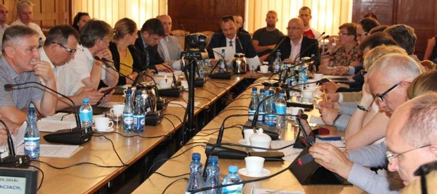 Sesja Rady Miejskiej w Giżycku