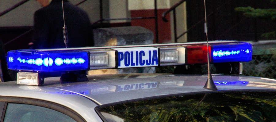 Dwaj mieszkańcy gminy Ostróda pobili ojca i syna. Zniszczyli im rower i samochód