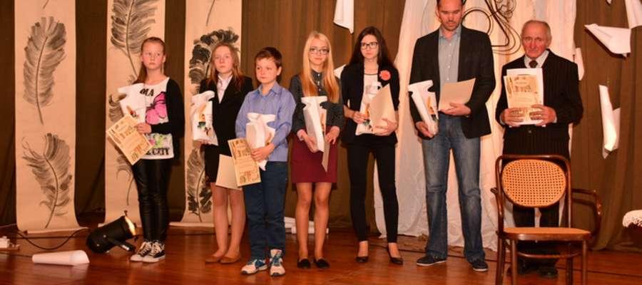 Zwycięzcy jednej z poprzednich edycji konkursu