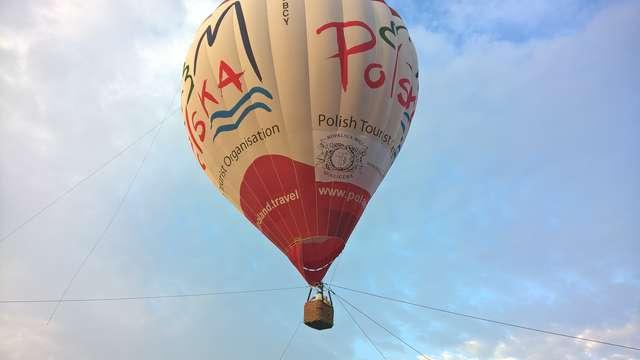 Zobacz zdjęcia z festiwalu balonowego w Dywitach! - full image