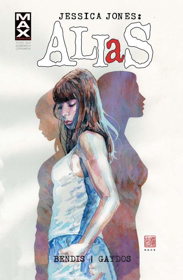 Jessica Jones:Alias [RECENZJA] - full image