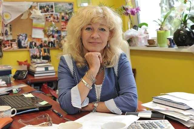 Wanda Jabłońska z Olsztyna najlepszą dyrektorką w Polsce  - full image