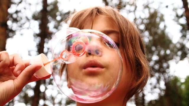 Co zrobić, kiedy dziecko sepleni - full image