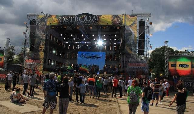 Wielkie święto reggae. Rusza Ostróda Reggae Festival - full image