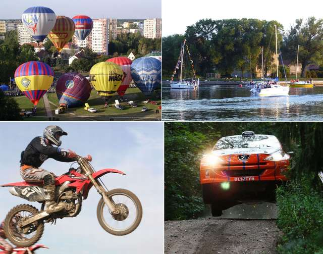 Festiwal balonowy, zawody motocrossowe i Dni Morza. Sprawdź weekendowe atrakcje! - full image