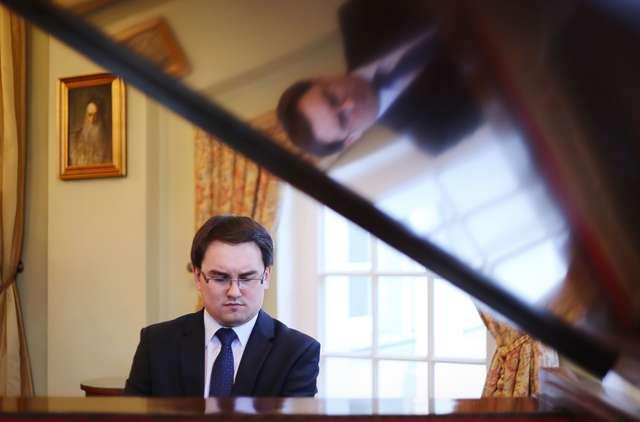 Recitale chopinowskie w Pałacu Pacółtowo  - full image