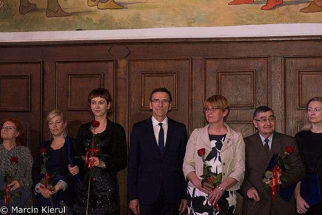 Prezydent nagrodził olsztyńskich artystów - full image